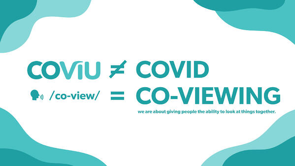 How to pronounce Coviu and what does it mean?