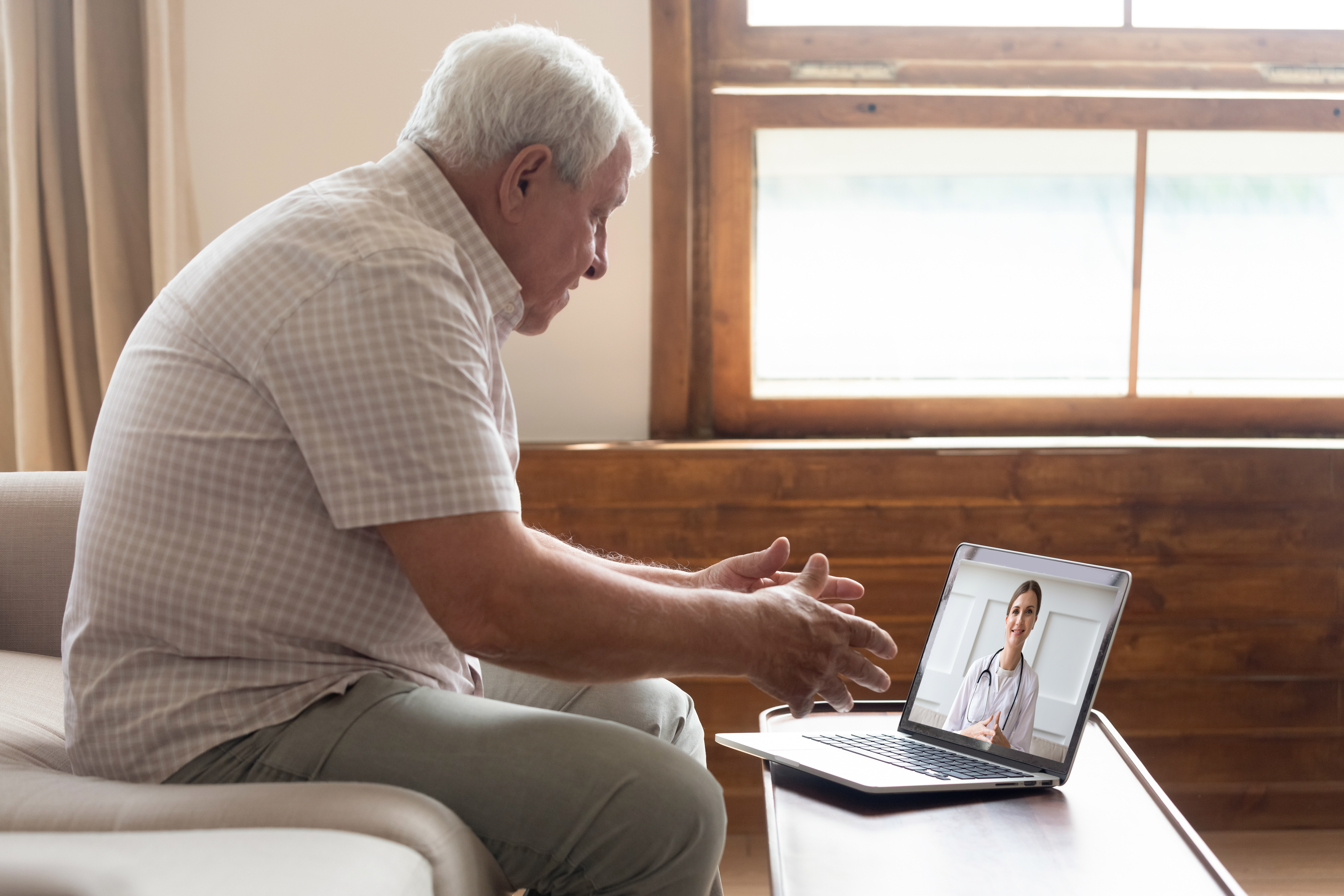 Telehealth is funded under a range of Government Aged Care programs