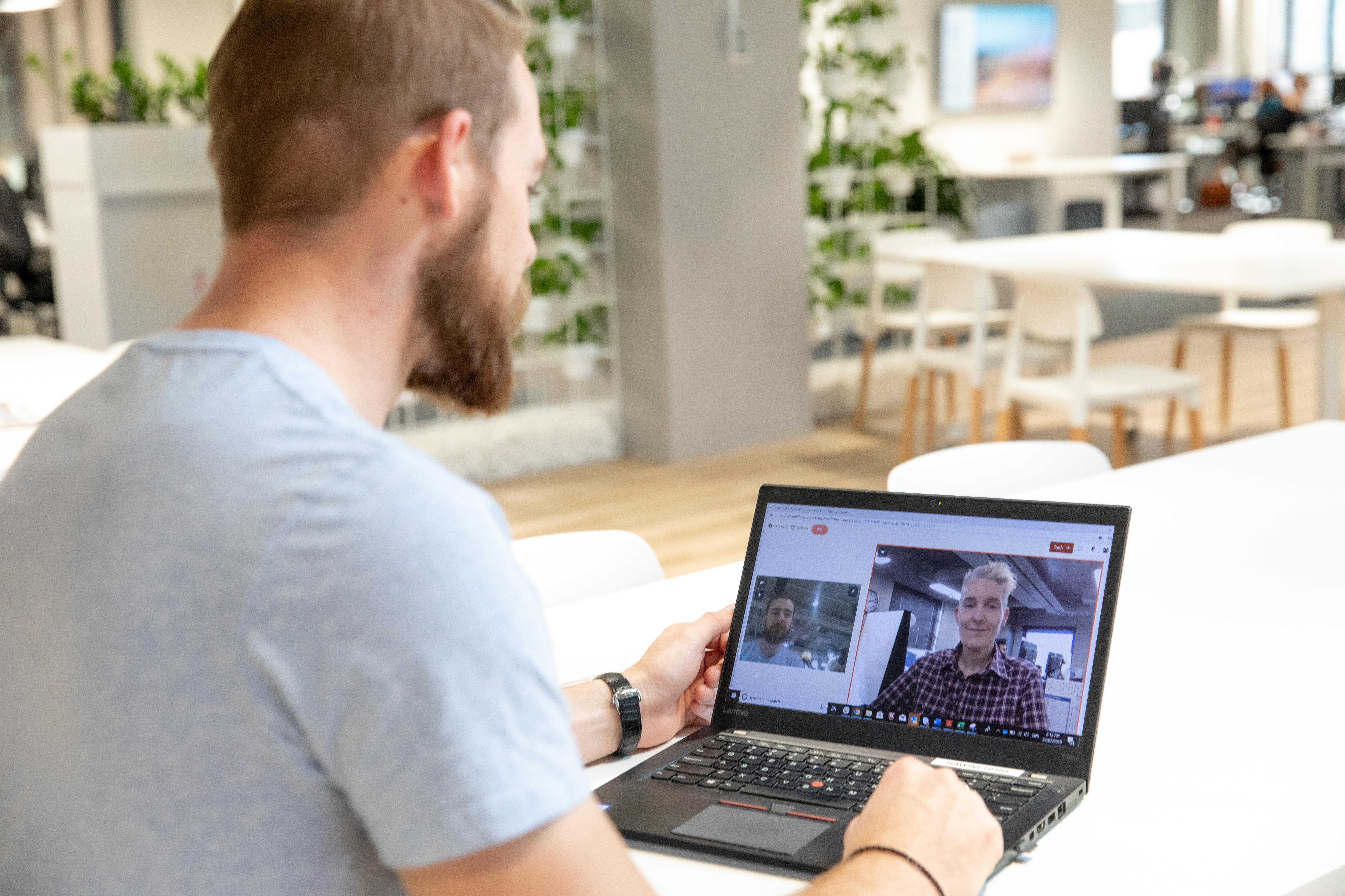 Healthdirect partners with Coviu to provide telehealth software to hospitals