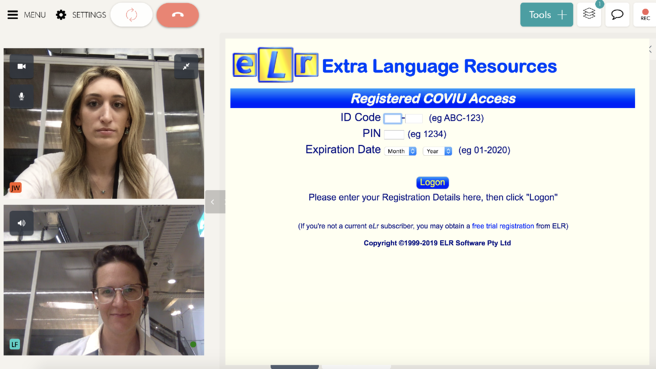 Coviu integrates with Extra Language Resources for video consultations with telehealth providers