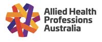 Allied Health Professions Australia