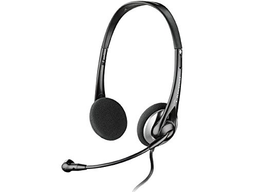 A classic headset