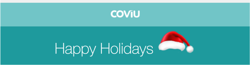 Happy holidays from Coviu