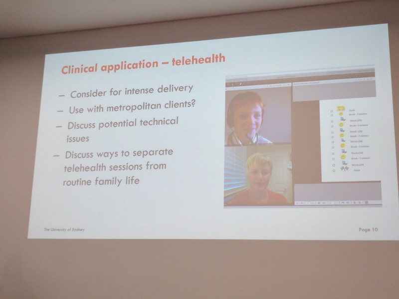 clinical applications of telehealth