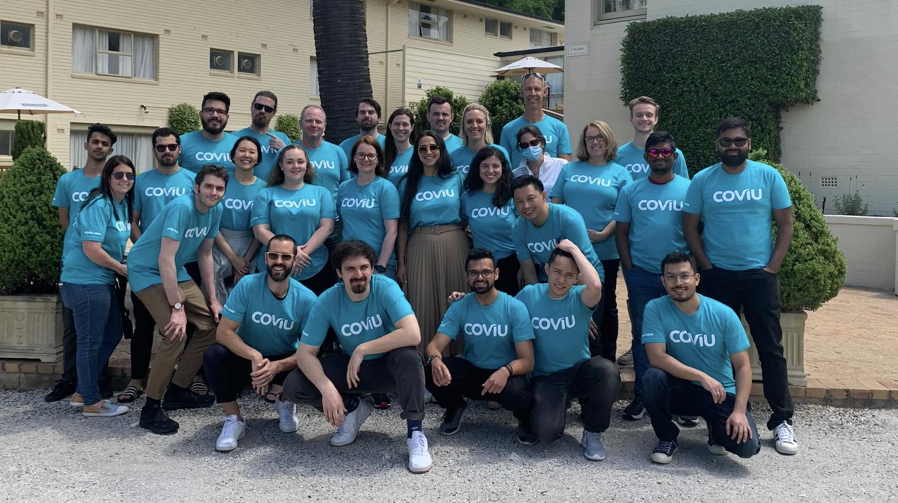 Coviu Company Offsite 2020