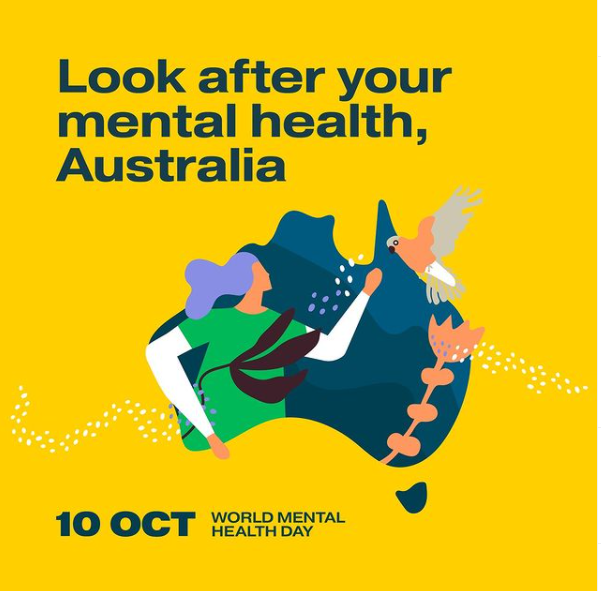 World Mental Health Day + Increasing Access to Mental Health Services